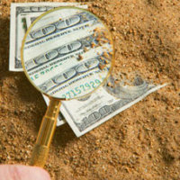 Buried money, Fishbowl Blog