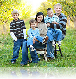Spencer Shaw and family, Fishbowl Inventory Blog