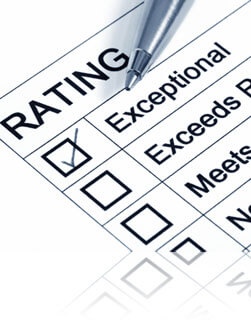 Exceptional rating, Fishbowl Inventory Blog