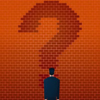 Question mark in a brick wall, Fishbowl Inventory Blog