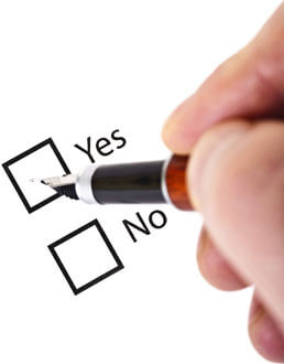 Yes or no checkboxes, Fishbowl Inventory Blog