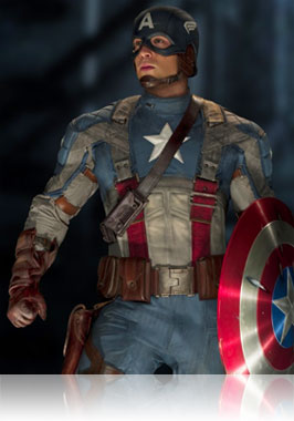 Captain America: The First Avenger, Fishbowl Inventory Blog