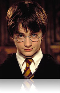 Harry Potter is the copyright of Warner Bros. Pictures, Fishbowl Inventory Blog