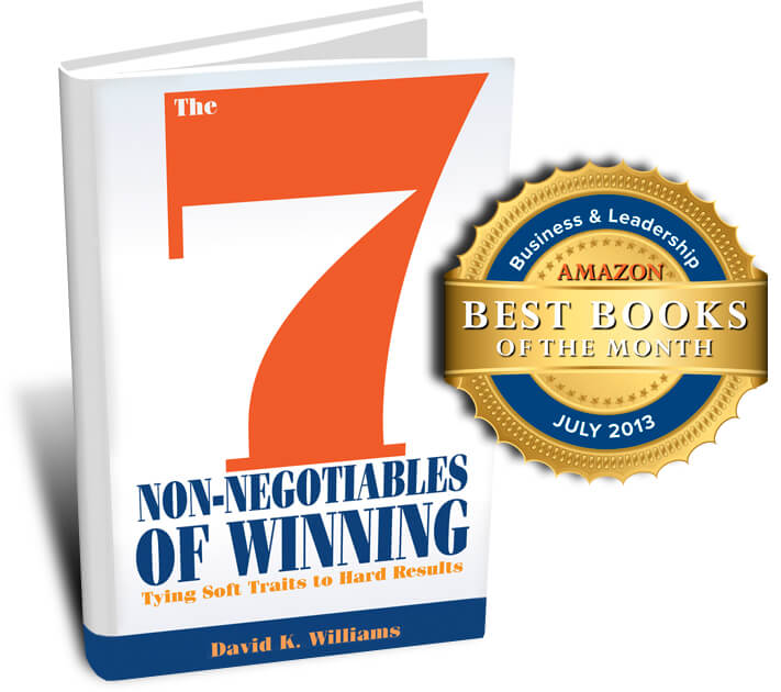The 7 Non-Negotiables of Winning is one of Amazon's best Business books of July, Fishbowl Inventory Blog