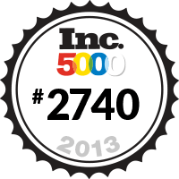 Fishbowl ranked No. 2,740 on the 2013 Inc. 5000, Fishbowl Inventory Blog