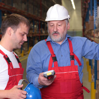 Fishbowl's new training program teaches inventory management best practices inside a warehouse, Fishbowl Blog