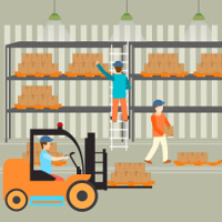 Improve your warehouse organization with a few ideas, Fishbowl Blog