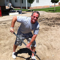 Fishbowl CEO David K. Williams joins his employees at each Day of Service, Fishbowl Blog