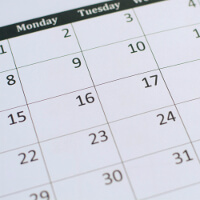Fishbowl's Calendar module is useful in scheduling tasks, Fishbowl Blog