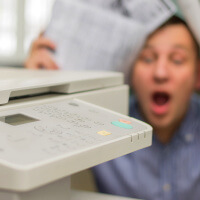 How unsecured printers can compromise your business, Fishbowl Blog