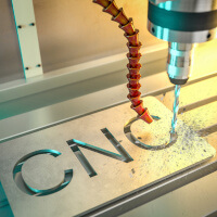 How do CNC machines utilize lasers on a manufacturing line? Fishbowl Blog