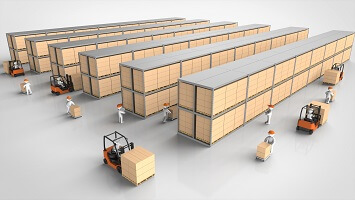 Putaway is an important part of warehouse management.