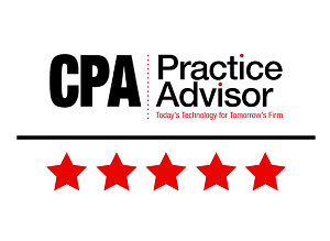 CPA Practice Advisor gave Fishbowl Warehouse a 5-star rating, Fishbowl Blog
