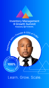 Daymond John is a presenter at the Inventory Management + Growth Summit.