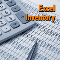 excel inventory graphic
