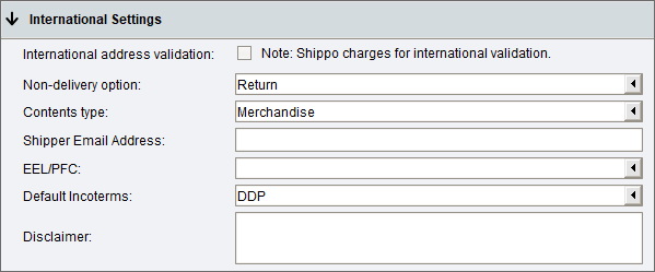 ShipExpress International Settings.png