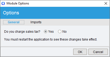 Tax rate module options general subtab.png