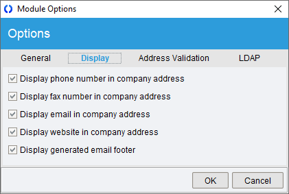 Company module options Display tab.png