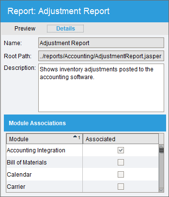 Report Module associations.png
