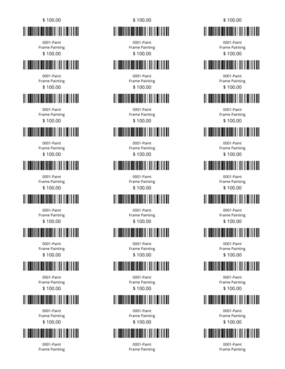 Report-Single Product Barcodes Avery.png